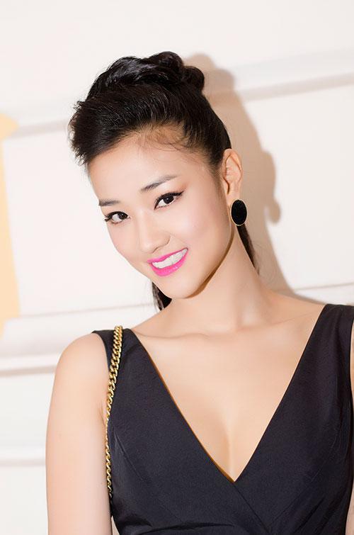 Con gái Thanh Lam cười như được mùa - 1