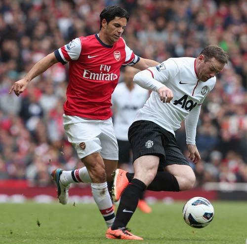Rooney: Ở lại MU và phải hi sinh - 1