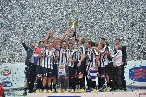 Juventus – Palermo: Bà đầm mở hội - 1