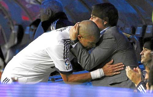 """Pepe """"mắng"""" Mourinho: Real đại loạn - 1"""