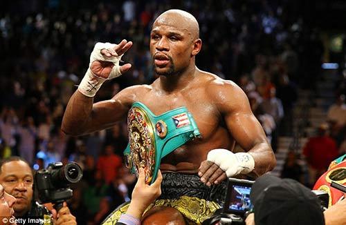 """Boxing: """"Độc cô cầu bại"""" tiếp tục thắng - 1"""