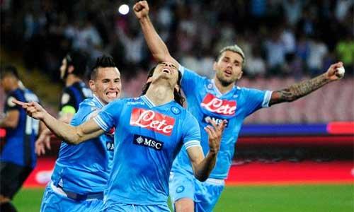 Napoli - Inter: Ngày của Cavani - 1