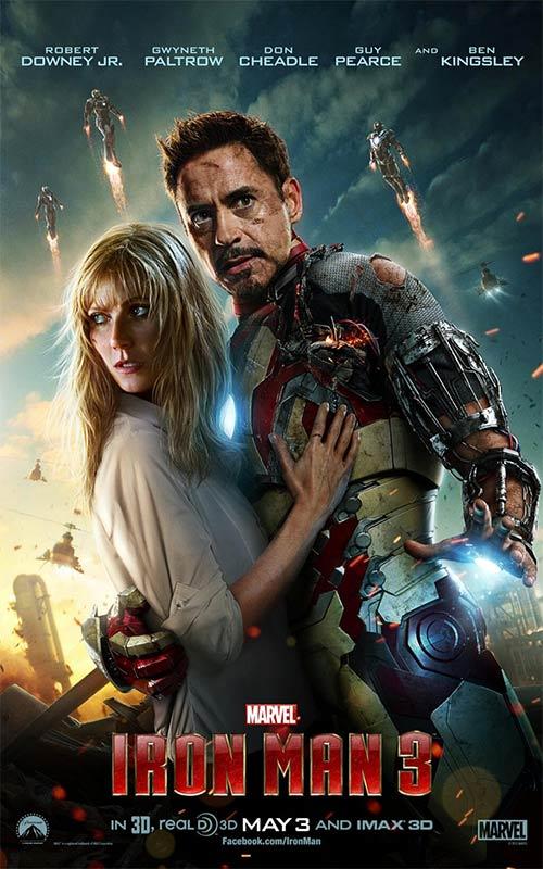 Iron Man 3 lập kỷ lục mọi thời đại - 1