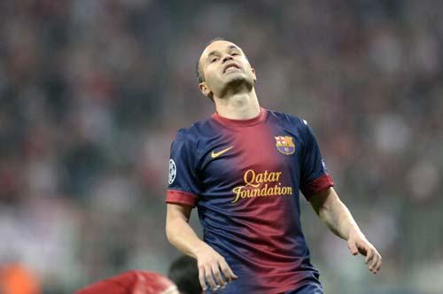 """Barca vẫn """"đau"""" vì thảm bại trước Bayern - 1"""