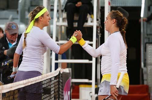 Azarenka – Pavlyuchenkova: So kè quyết liệt (V1 Madrid Open) - 1