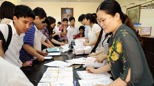 Xu thế chọn trường 2013: Y dược tăng, kinh tế vắng - 1