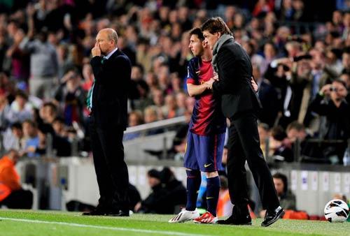 Hãy ngừng phụ thuộc Messi, nếu có thể - 1