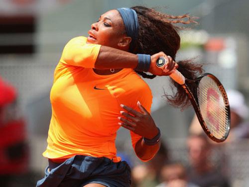 Serena - Lino: Thẳng tiến (V2 Madrid Open) - 1