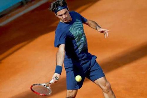 Federer - Stepanek: Khởi đầu ấn tượng (V2 Madrid Open) - 1