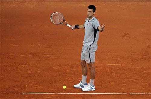 Djokovic - Dimitrov: Cơn địa chấn (V2 Madrid Open) - 1