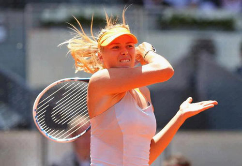 Sharapova - McHale: Áp đảo (V2 Madrid Open) - 1