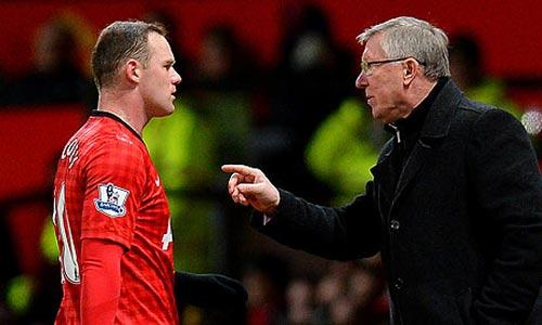 Rooney bất ngờ muốn gia nhập Bayern - 1