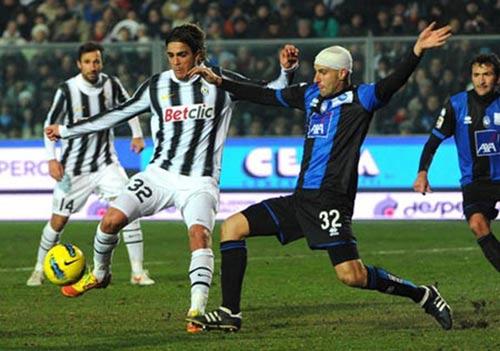 "Atalanta - Juventus: ""Nuôi dưỡng"" kỉ lục - 1"