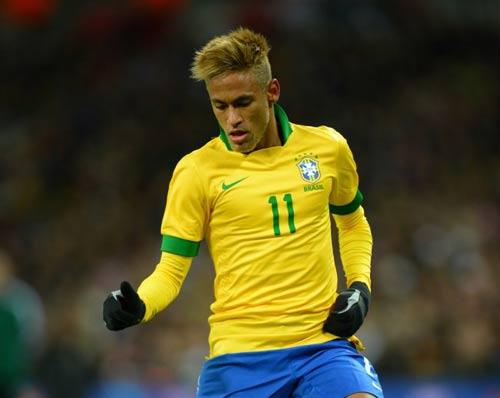 """Barca, Real không ngừng """"tranh chấp"""" Neymar - 1"""