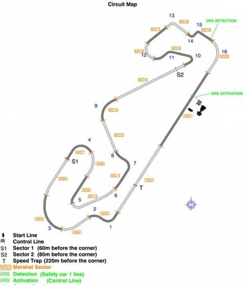 F1- Spainish GP: Tiếp nối cạnh tranh - 1