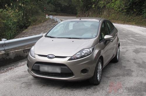 """Ford """"khai tử"""" xe nhỏ rẻ nhất tại Việt Nam - 1"""