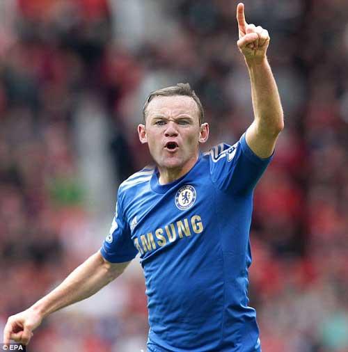Ronaldo trở lại MU, Rooney tới Chelsea? - 1