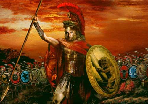 """MU: Alexander Đại đế đã """"gác kiếm"""" - 1"""