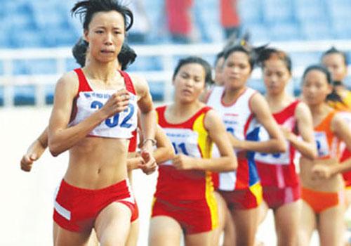 Đỗ Thị Thảo giành thêm HCB ở giải điền kinh Grand Prix châu Á - 1