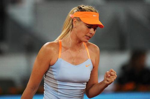 Sharapova - Lisicki: Khí thế ngùn ngụt (V3 Madrid Open) - 1