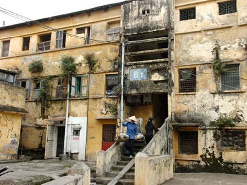 Cho dân góp vốn cải tạo chung cư cũ - 1