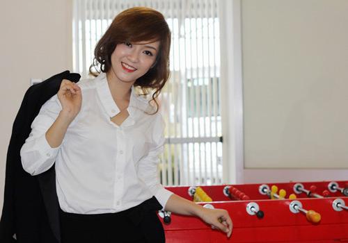 Đinh Hương hát lại hit The Voice - 1