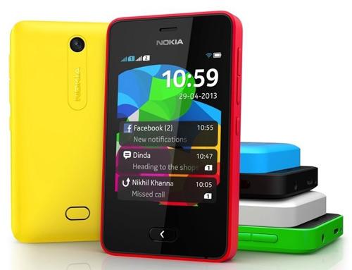 Nokia Asha 501 chạy nền tảng mới trình làng - 1