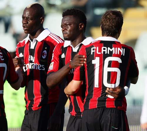 Serie A trước V37: Nỗ lực cuối cùng - 1