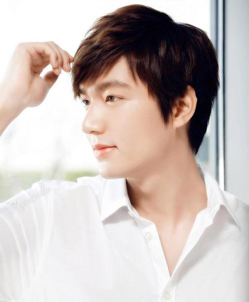 Giật mình vì Lee Min Ho - 1