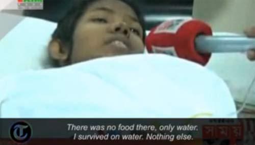 Sập nhà ở Bangladesh: Sống sót sau 17 ngày - 1