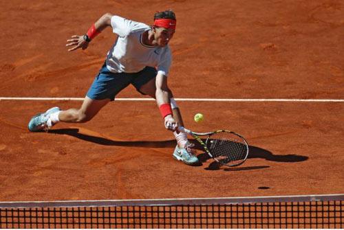 Nadal - Andujar: Chấm dứt hiện tượng (BK Madrid Open) - 1