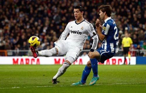 Espanyol - Real: Cơn mưa thẻ phạt - 1