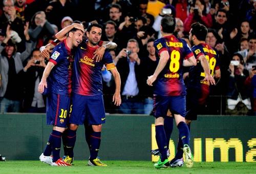 Atletico – Barca: Mở hội ăn mừng - 1