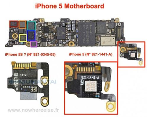 iPhone 5S trang bị camera 12MP bị rò rỉ - 1