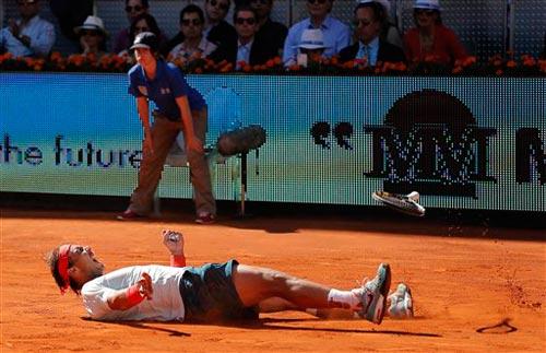 Nadal đang ở trên đỉnh - 1