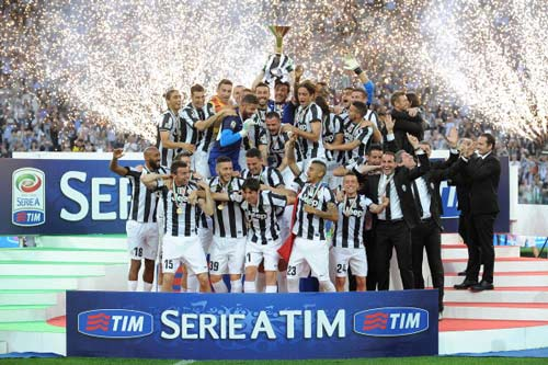 Serie A sau vòng 37: Đợi chờ Milan - 1