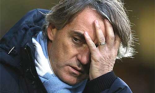 Mancini chính thức bị sa thải - 1