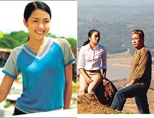 """Những ngôi sao """"độc nhất"""" màn ảnh Việt - 1"""