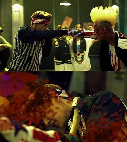 MV K-Pop ngày càng nguy hiểm - 1