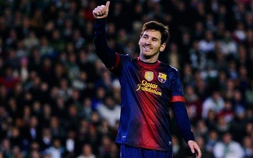 Barca phải thay đổi cách sử dụng Messi - 1
