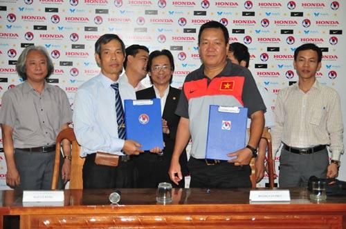 U23 VN phải lọt vào CK SEA Games 27 - 1