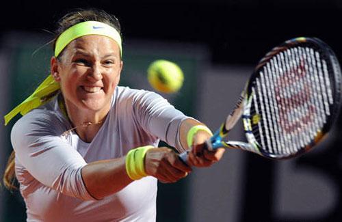 Azarenka - Morita: Thế thượng phong (V3 Rome Open) - 1