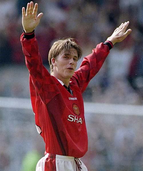 """Beckham và 10 kiểu tóc """"để đời"""" - 1"""