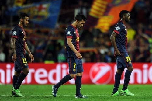 Barca bán Thiago, MU & Man City vào cuộc - 1