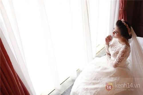 Ảnh cưới đẹp lung linh của ca sĩ Mỹ Dung - 1