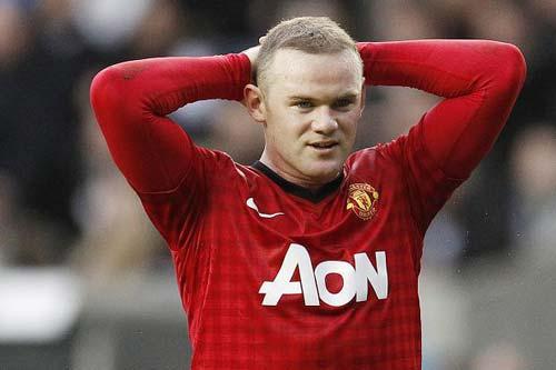 Rooney quyết chí rời MU - 1