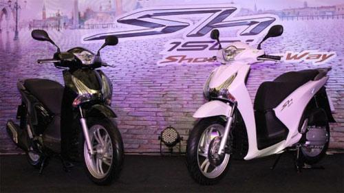 SH150i 2013 tại Thái Lan, giá 70 triệu đồng - 1