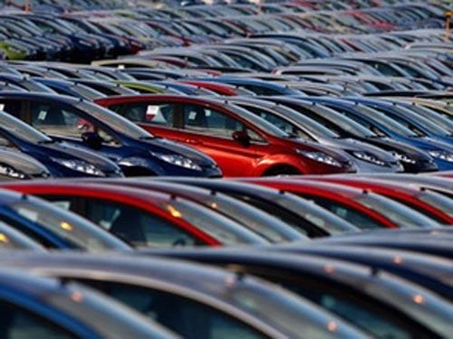 Doanh số xe châu Âu tăng sau 18 tháng - 1