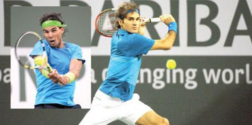 Học tennis qua tivi: Thuận tay số 5 & cú trái 1 tay (P4) - 1