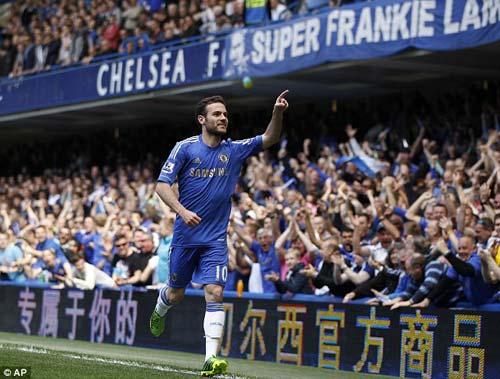 Chelsea – Everton: Đôi công - 1